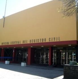 Registro Civil del GDF