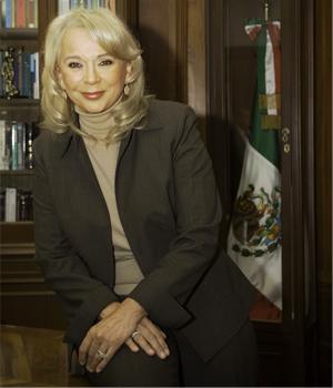 Foto: Página de Olga Sánchez Cordero.