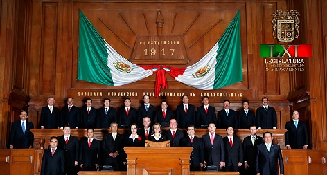 Foto: Congreso Aguascalientes