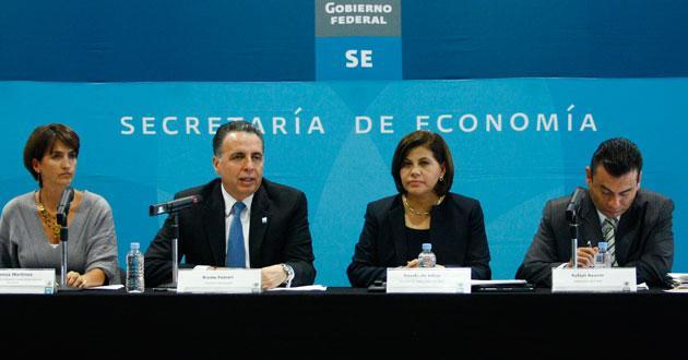 Foto: Secretaría de Economía
