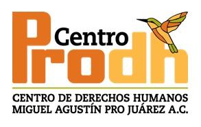 Foto: Centro Prodh