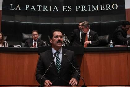 Foto: Cámara de Senadores