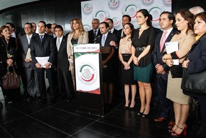Senadores de la PAN en México denuncian acciones de destitución, tortura, represión y persecución   iJustSaidIt