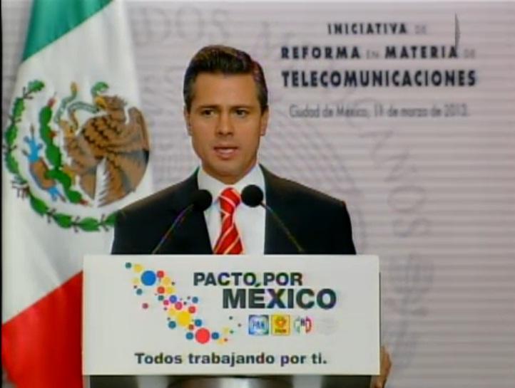 Los actos del Pacto por México deberán esperar