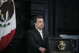 El gobernador de Guerrero refrendó su apoyo en materia de la reforma educativa Foto: Senado