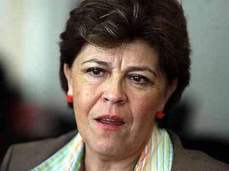 La Secretaria General del PAN, Cecilia Romero, aseguró que las decisiones tomadas son para apoyar al país Foto: Notimex
