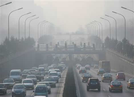 Debido a los niveles de contaminación en el aire, el sábado pasado se aplicó el Programa de Contingencia Ambiental