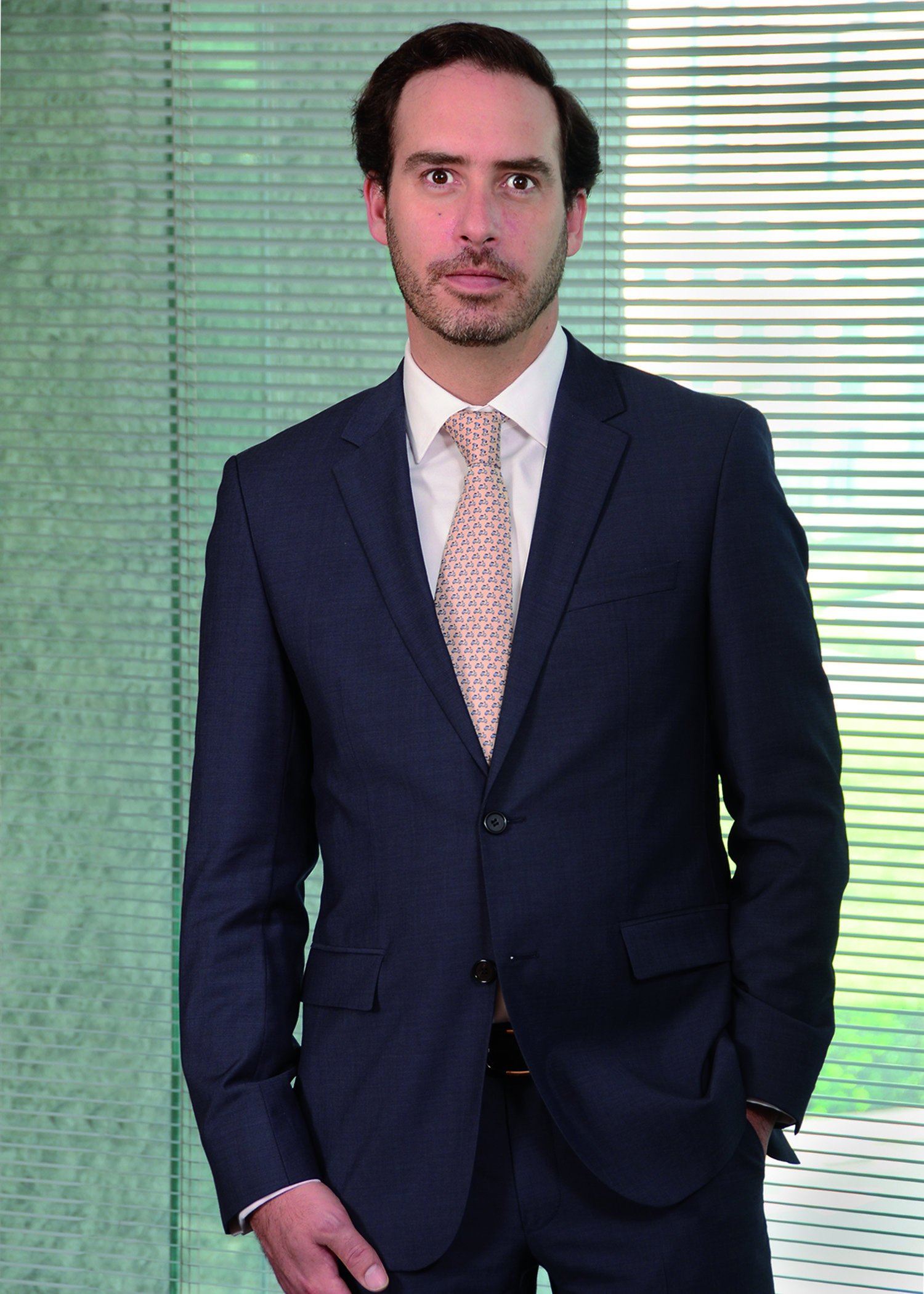 Alejandro Chico, socio de Jones Day