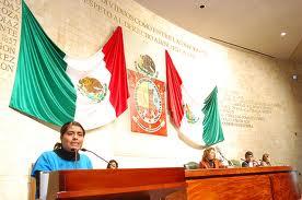 Eufrosina Cruz Foto: Ciudadanía Express