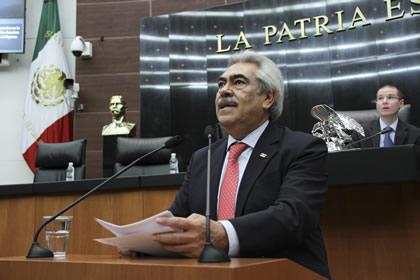 Ascención Orihuela Foto: Senado