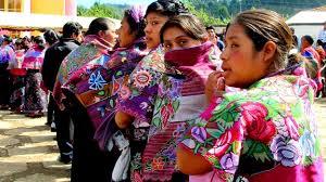 Partidos y líderes comunitarios les niegan candidaturas Foto: CNN México