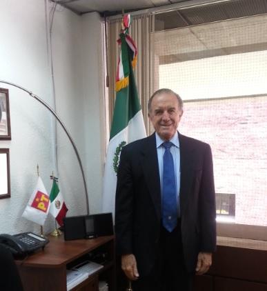 Dr. Adolfo Orive Bellinger, presidente de la Comisión de Competitividad Foto: Mónica Muñiz