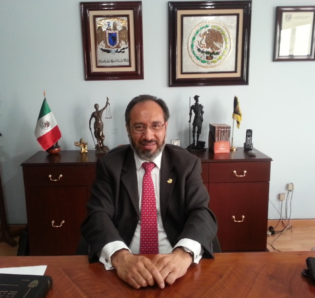 Dr. Alberto del Castillo del Valle Foto: Mónica Muñiz