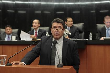 Ricardo Monreal  Foto: Senado