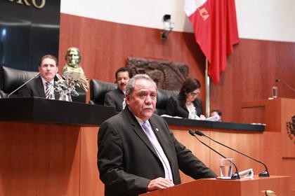 Fidel Demédicis Foto: Senado