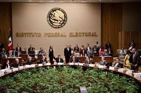 Instituto Federal Electoral Foto: La Opinión