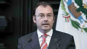 Luis Videgaray Foto: Noticieros Televisa