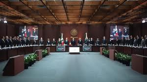 Consejo Nacional de Seguridad Pública Foto: CNN México