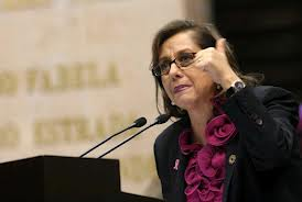 Martha Lucía Mícher Camarena Foto: Diputados PRD