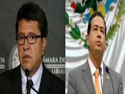 Ricardo Mejía Berdeja y Ricardo Monreal Ávila
