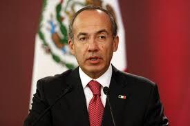 Felipe Calderón Hinojosa, expresidente de México Foto: Crónica
