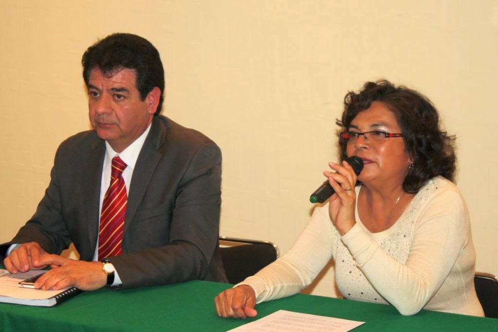 La dirigente de comerciantes María García Grimaldo convocó a los gobiernos del DF y de Tlalpan a generar un programa de reordenamiento y construir corredores comerciales como ya se hicieron dos en Tlalpan Foto: Difunet