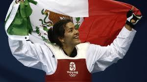 María del Rosario Espinoza, campeona olímpica mexicana Foto: CNN México
