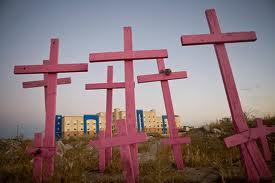 Baja California Sur y Michoacán no han tipificado este delito Foto: Chacatorex