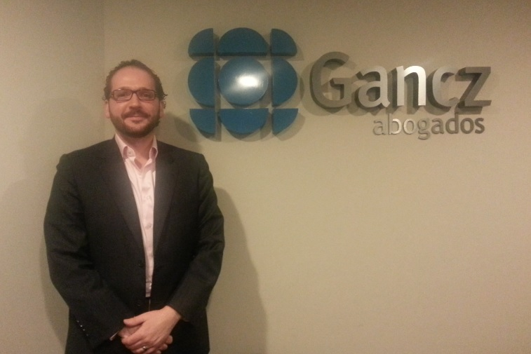 Daniel Gancz Kahan Fundador de Gancz Abogados, S.C. Foto: Mónica Muñiz