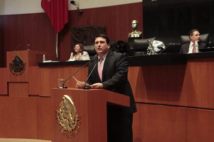 Ricardo Barroso Foto: Senado