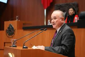 Ernesto Ruffo Appel Foto: PAN Senado