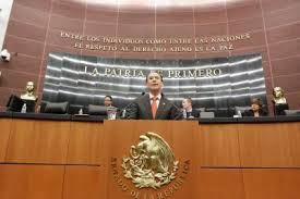 Héctor Humberto Gutiérrez de la Garza Foto: Senado