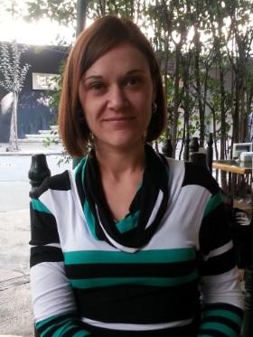Corina Giacomello Foto: Mónica Muñiz