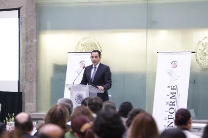 Roberto Gil Zuarth Foto: Senado