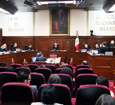 SCJN Foto: César Martínez López CIMAC
