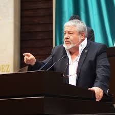 Manuel Rafael Huerta Ladrón de Guevara Foto: PT Diputados