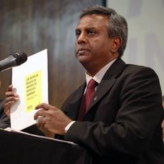 Shalil Shetty, secretario general de Amnistía Internacional (AI) Foto: César Martínez López CIMAC