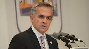 Miguel Ángel Mancera, jefe de gobierno capitalino Foto: Diario de México