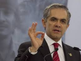 Miguel Ángel Mancera Foto: Imagen