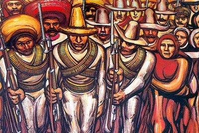 Pieza tomada de Mural de Diego Rivera