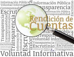 Imagen: Rendición de Cuentas