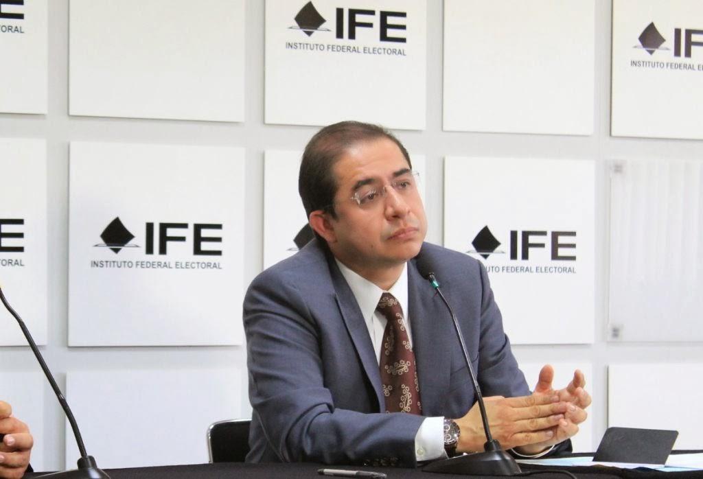 Hugo Eric Flores Cervantes, presidente de Encuentro Social, negó cualquier vínculo del partido con la Iglesia evangélica en su financiamiento y construcción