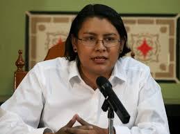 Perla Gómez Gallardo, presidente de CDHDF Foto: Fundación Manuel Buendía