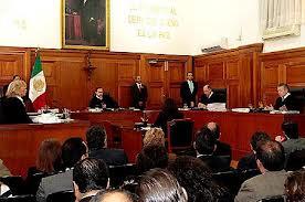 SCJN Foto: El Economista