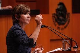 Angélica de la Peña Foto: Senado
