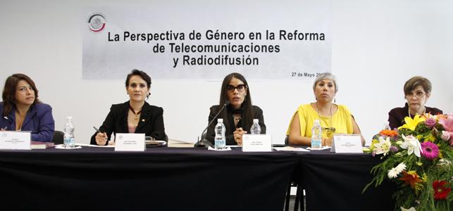 Foro Telecomunicaciones Foto: César Martínez López CIMAC