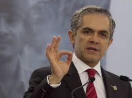 Miguel Ángel Mancera, jefe capitalino