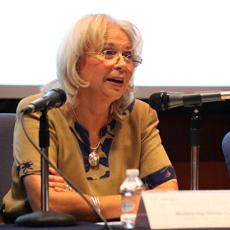 Olga Sánchez Cordero, ministra de la Suprema Corte de Justicia de la Nación Foto: César Martínez López CIMAC