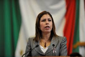 Priscila Vera Hernández, diputa del PAN Foto: La Gazzetta DF