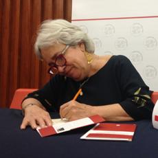 Alda Facio Foto: Anaiz Zamora CIMAC